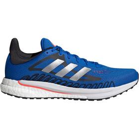 adidas Solar Glide 3 Shoes Men football blue/silver metal/solar red
